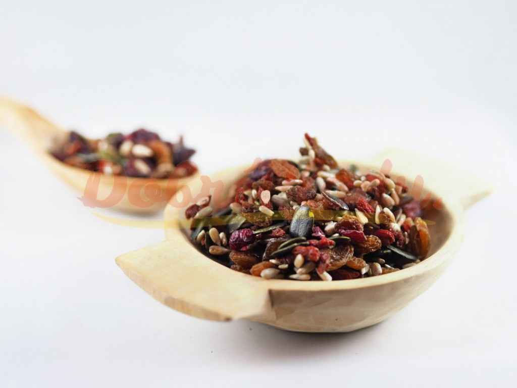 VITALITA Směs semínek a ovoce