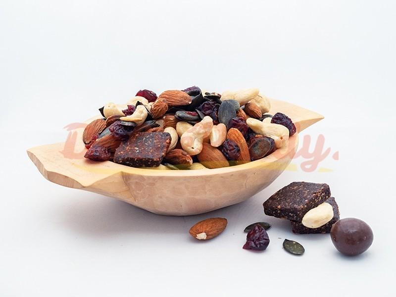 SPORTOVEC Směs ořechů a ovoce