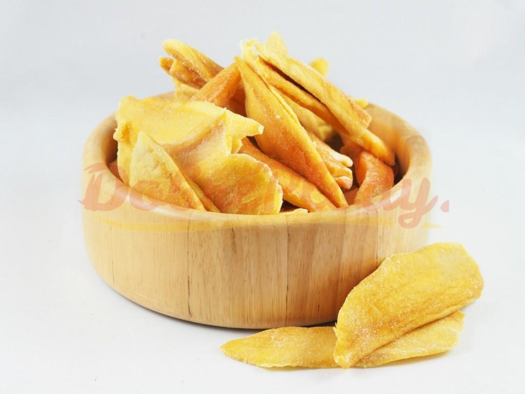 MANGO přírodní sušené plátky - bez cukru
