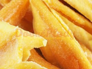 MANGO přírodní sušené plátky - bez cukru č.2