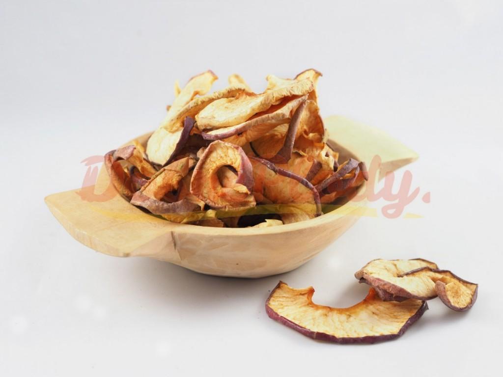 JABLKA sušené - plátky (křížaly)