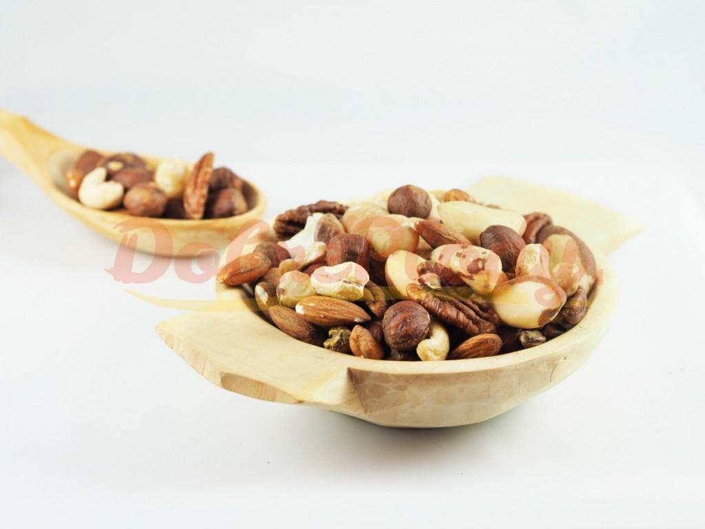 Přírodní ořechy směs Exclusive