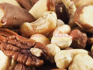 Přírodní ořechy směs Exclusive č.4