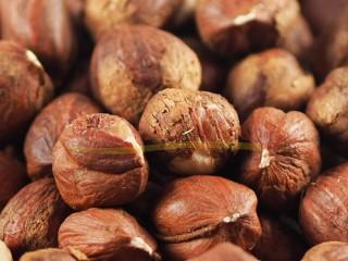 RAW Lískové ořechy jádra č.2